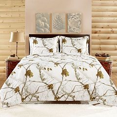 Realtree Camo Comforter Set
