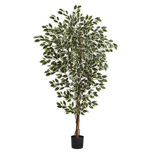 nearly natural 6-foot Hawaiian Ficus Tree