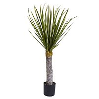 nearly natural 3-foot Yucca Tree