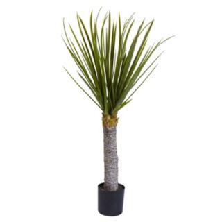 nearly natural 3-foot Yucca Tree