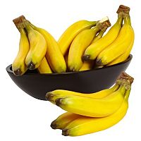 nearly natural 4 pc Banana Bunch Set