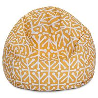 Majestic Home Goods Aruba Small Beanbag Chair
