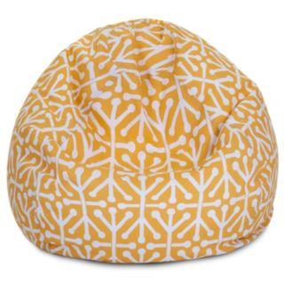 Majestic Home Goods Aruba Small Beanbag Chair