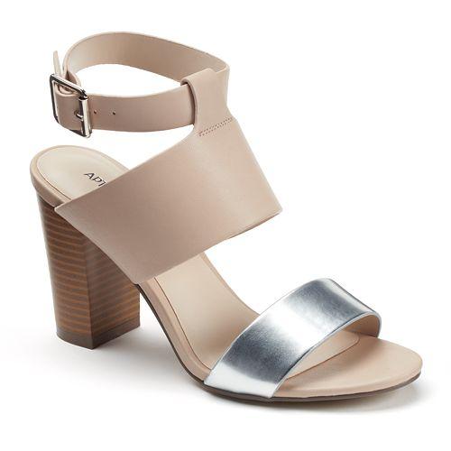 Apt. 9® Women's Banded High Heel Sandals