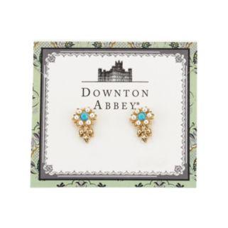 Downton Abbey Stud Earrings