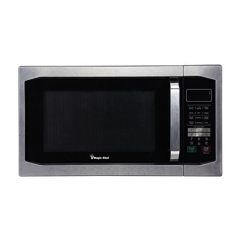 Magic Chef 1100 Watt Countertop Microwave Oven