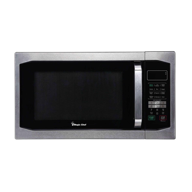 magic chef 1100watt countertop microwave oven - Magic Chef Oven