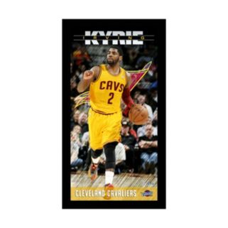 "Steiner Sports Cleveland Cavaliers Kyrie Irving 10"" x 20"" Player Profile Wall Art"