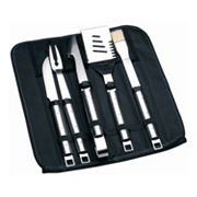 BergHOFF Cubo 6 pc BBQ Utensil Set