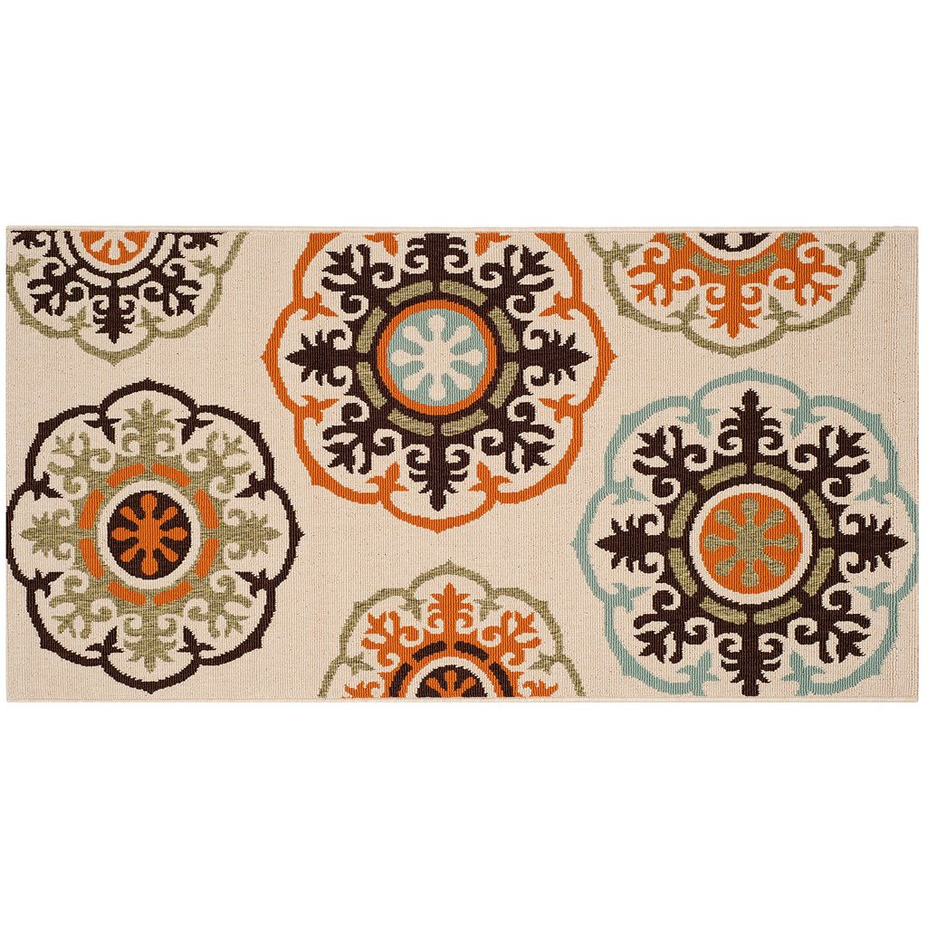 Safavieh Veranda Geo Flake Indoor Outdoor Rug