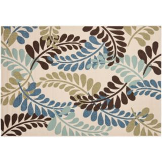 Safavieh Veranda Fern Indoor Outdoor Rug