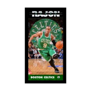 "Steiner Sports Boston Celtics Rajon Rondo 10"" x 20"" Player Profile Wall Art"