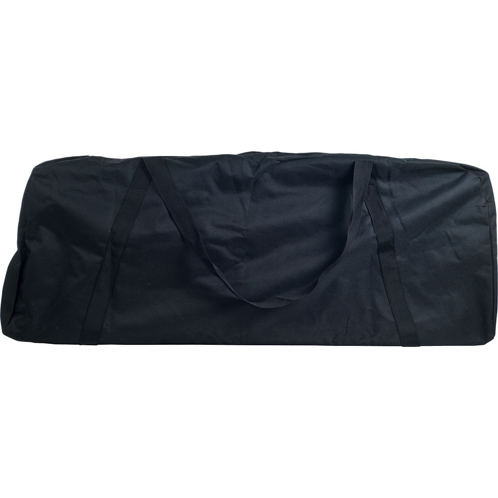 Los Angeles Lakers Hardwood Classics 2-Shelf Portable Bar with Case