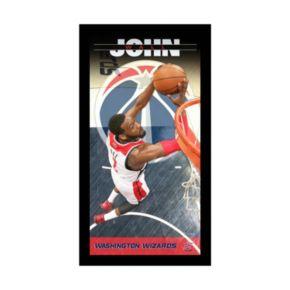 "Steiner Sports Washington Wizards John Wall 10"" x 20"" Player Profile Wall Art"