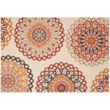 Safavieh Veranda Colordrop Indoor Outdoor Rug