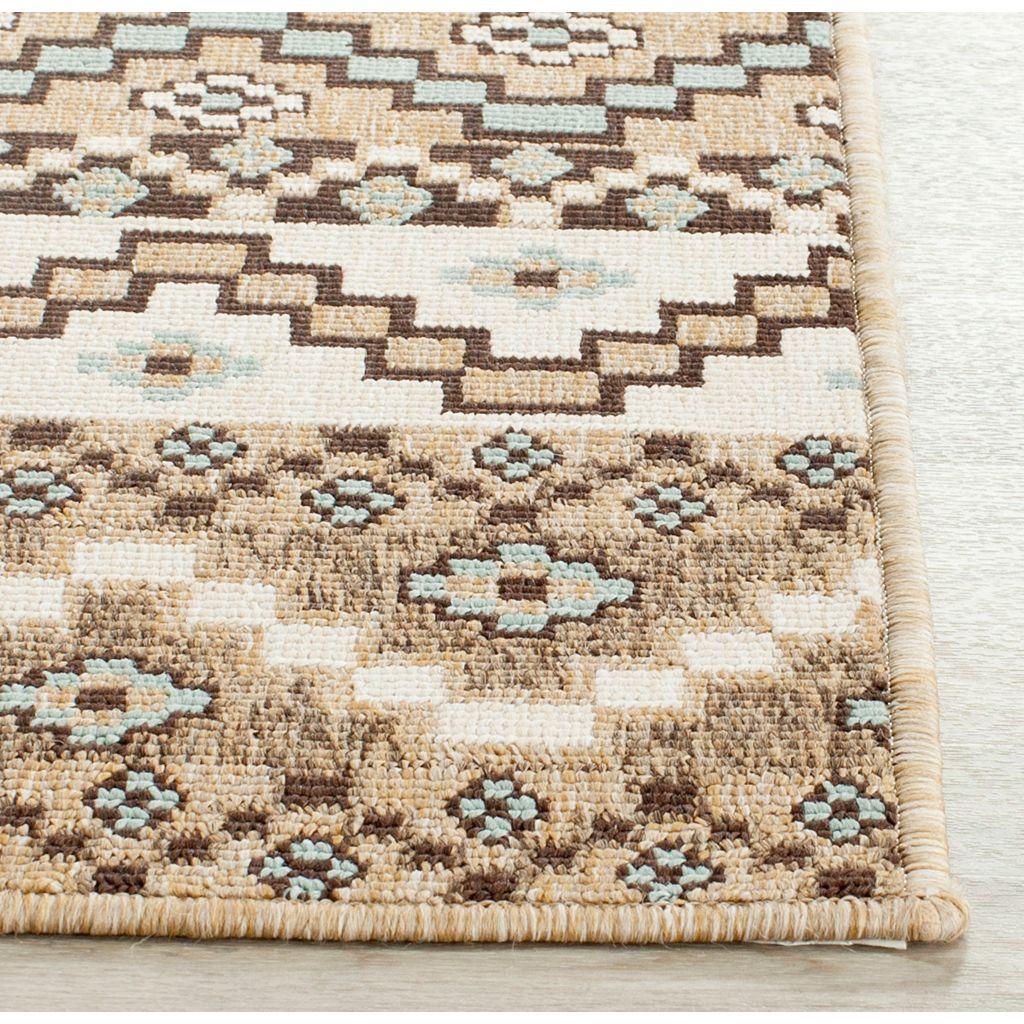 Safavieh Veranda Chevron Tile Indoor Outdoor Rug