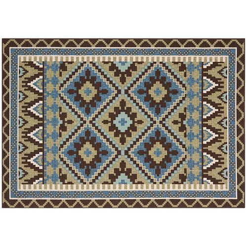 Safavieh Veranda Tribalweave Indoor Outdoor Rug