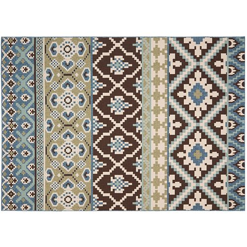 safavieh veranda southwest indoor outdoor rug 87756