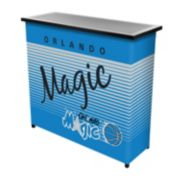 Orlando Magic Hardwood Classics 2-Shelf Portable Bar with Case