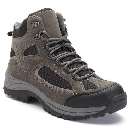 dc59daa7be1 Croft & Barrow® Men's Hiking Boots