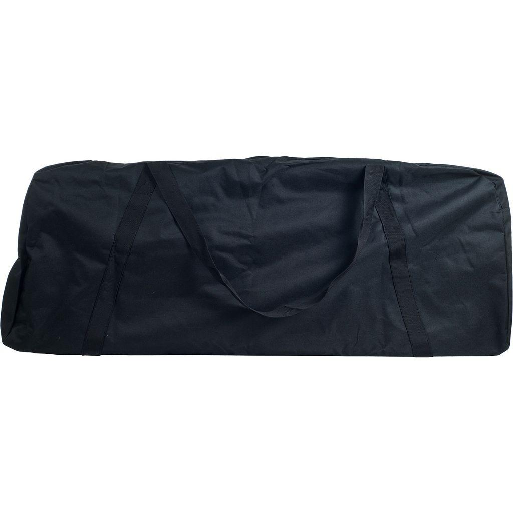 Toronto Raptors Hardwood Classics 2-Shelf Portable Bar with Case