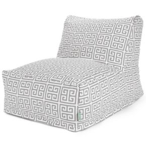 Majestic Home Goods Towers Indoor Outdoor Beanbag Chair Lounger