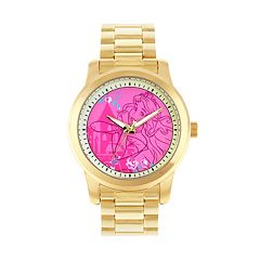 Disney's Sleeping Beauty Aurora Women's Stainless Steel Watch
