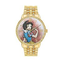 Disney's Snow White Women's Cubic Zirconia Watch
