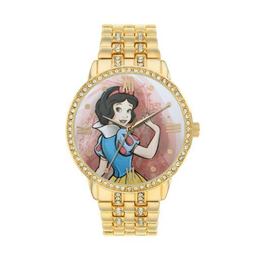 Disney's Snow White Women's Cubic Zirconia Watch