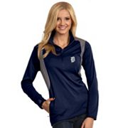 Antigua Detroit Tigers Delta 1/4-Zip Pullover - Women's