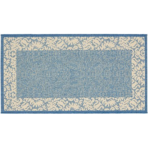 Safavieh Courtyard Floral Scroll Indoor Outdoor Rug
