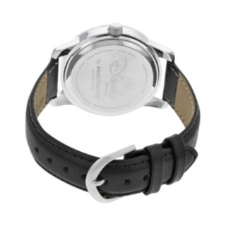 Disney's Mickey Mouse Peekaboo Unisex Leather Watch