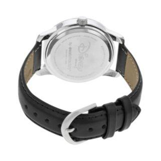 Disney's Mickey Mouse Peekaboo Unisex Leather Watch