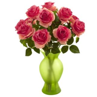 nearly natural Roses Arrangement