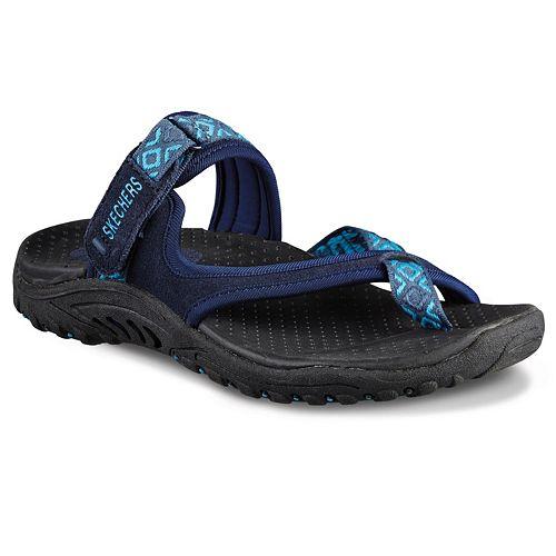 b24648d216e4 Skechers Reggae Trailway Women s Sport Thong Sandals