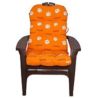 Clemson Tigers Adirondack Chair Cushion