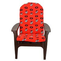 Georgia Bulldogs Adirondack Chair Cushion