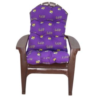 LSU Tigers Adirondack Chair Cushion
