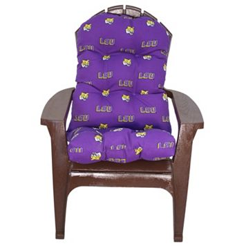LSU Tigers Adirondack Chair Cushion