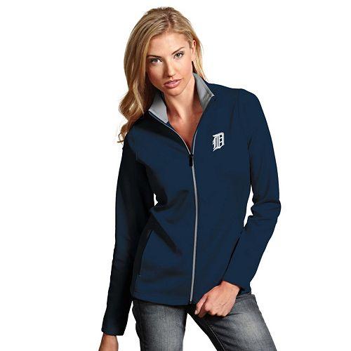 Women's Antigua Detroit Tigers Leader Jacket