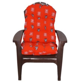 North Carolina State Wolfpack Adirondack Chair Cushion