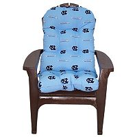 North Carolina Tar Heels Adirondack Chair Cushion