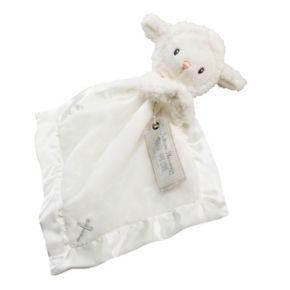 Baby Aspen Bedtime Blessings Lamb Lovie Security Blanket - Baby Neutral