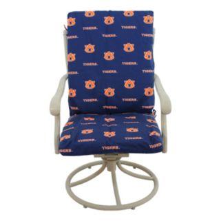 Auburn Tigers 2-Piece Chair Cushion