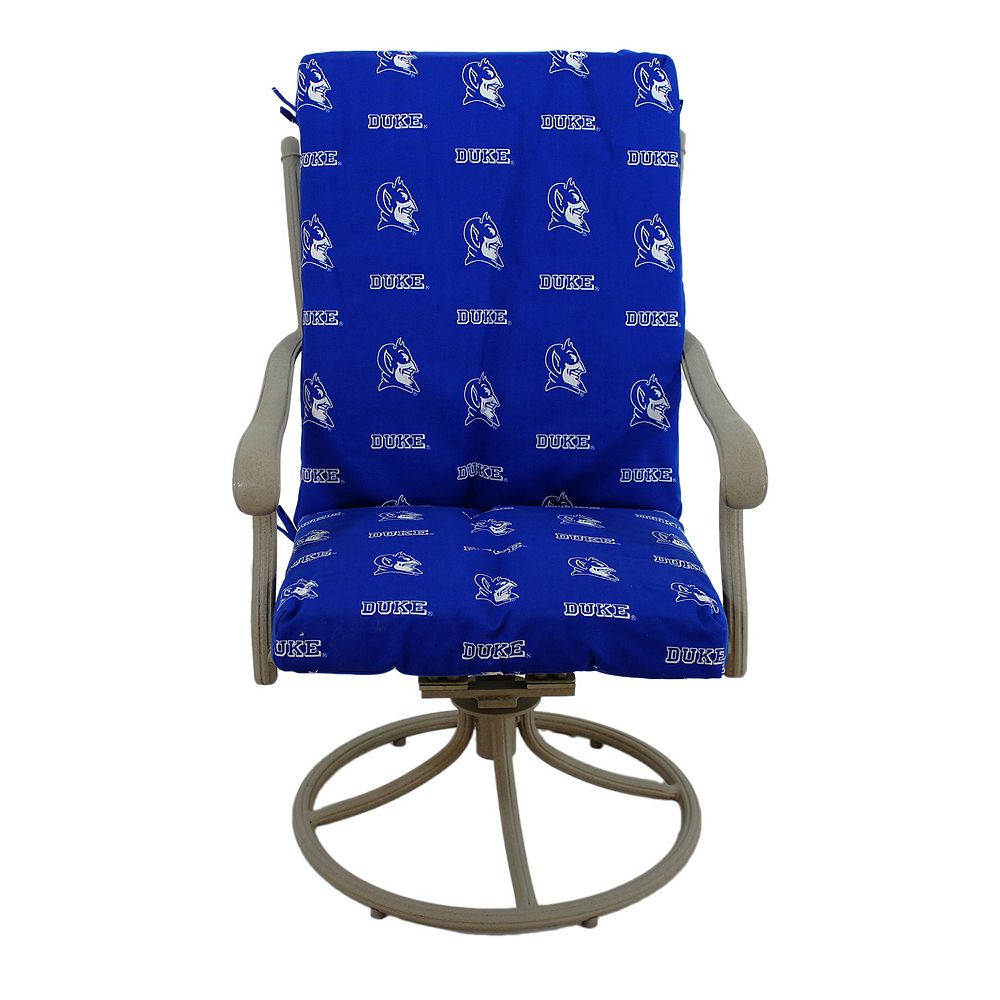 Duke Blue Devils 2-Piece Chair Cushion