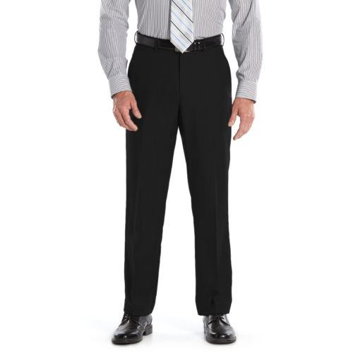 Men's Croft & Barrow® Essential Straight-Fit Dress Pants