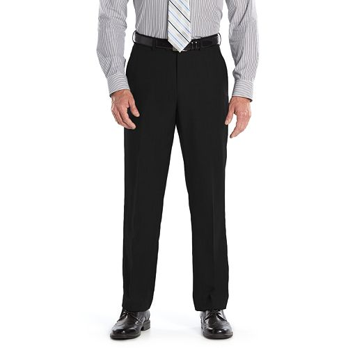 Men's Croft & Barrow® Essential Straight-Fit Dress Pants