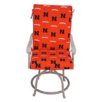 Nebraska Cornhuskers 2-Piece Chair Cushion