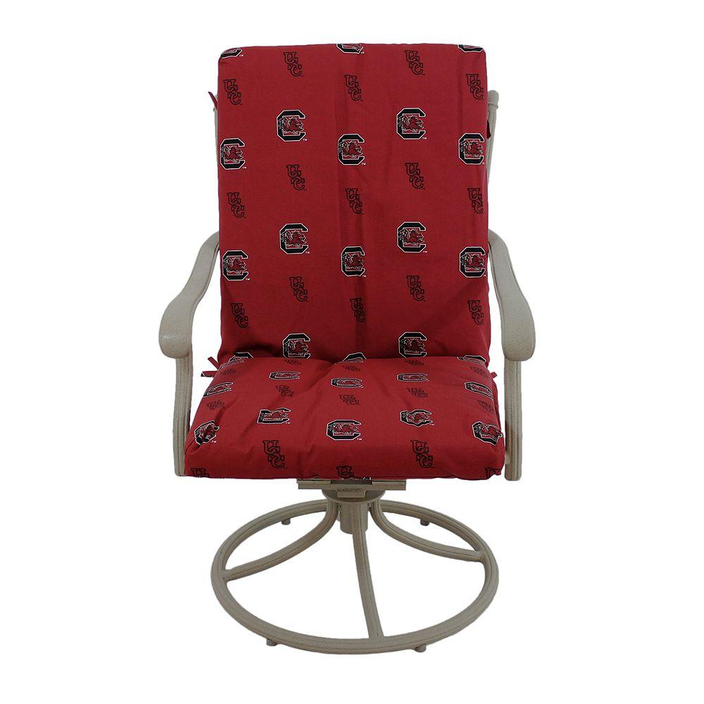South Carolina Gamecocks 2-Piece Chair Cushion