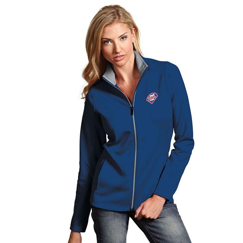 Antigua Philadelphia Phillies Leader Jacket - Women's
